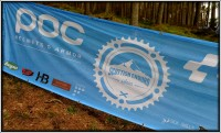 POC Scottish enduro series - Pitfichie 15. a 16. 4. 2017